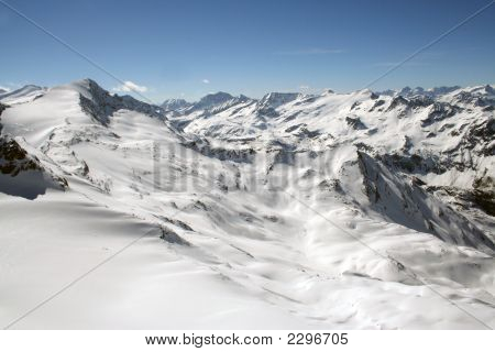 Austrian Alps Scenery