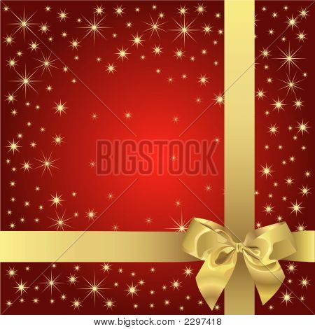 Magic Present (Vector Or Xxl Jpeg Image)