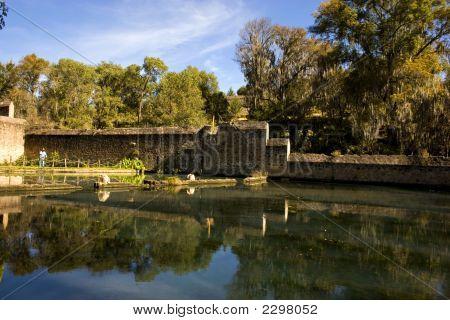 Hacienda De San Miguel Regla, Mexico