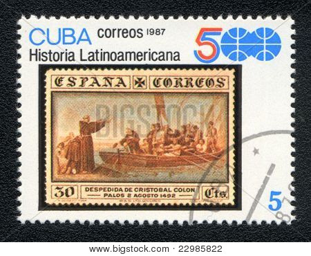 History Of Latin America - Christopher Columbus