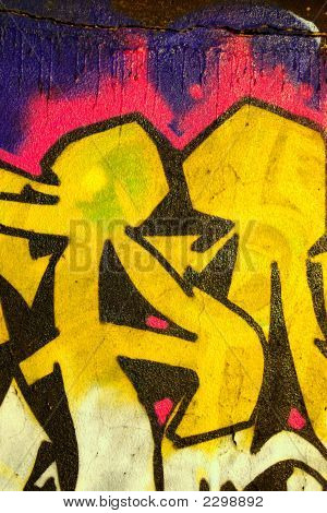 Grafitti Detail