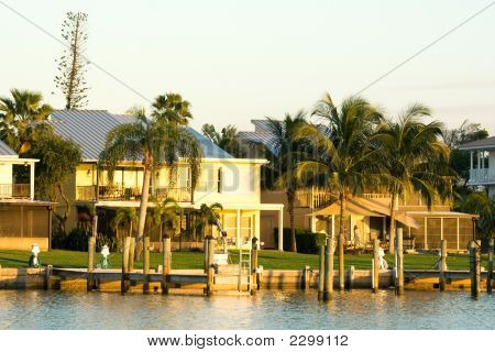Waterside Houses