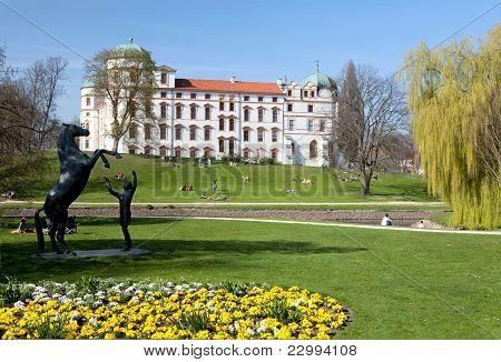 Celle Castle, Germany
