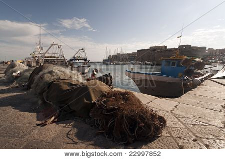 Port Of Gallipoli