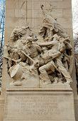Benjamin Franklin Parkway Monument poster
