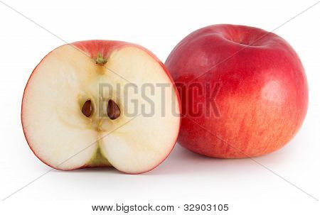 One Apple And A Half