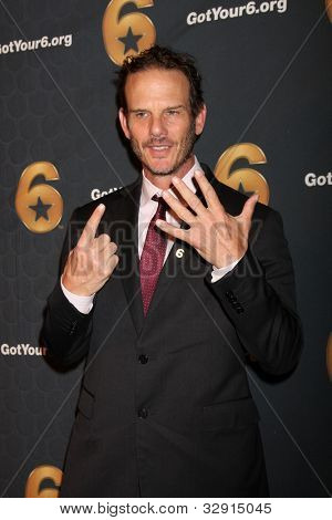 LOS ANGELES - MAY 10:  Peter Berg arrives at the Launch of