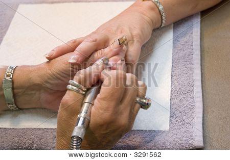 Manicurist Nail Technician