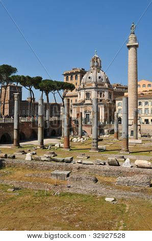 Roman vestiges