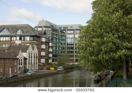 Abbey Wharf, Reading, Berkshire
