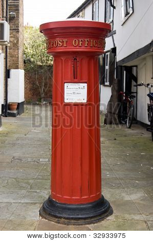 Historic Post Box