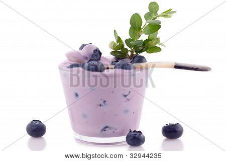 Fruit Smoothie Close Up