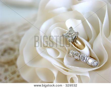 Wedding Ring Background