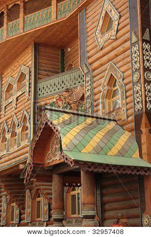 Kremlin no Izmaylovo, Marco de Moscou
