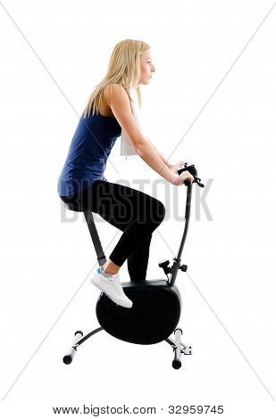 Riding Training Bike