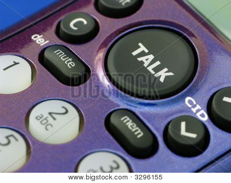 Talk Button