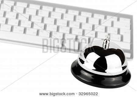 Service Bell With Keyboard