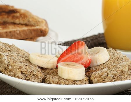 Wheat Breakfast Biscuits