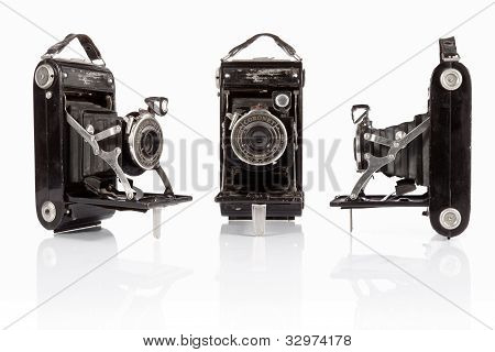 Vintage Bellows Camera