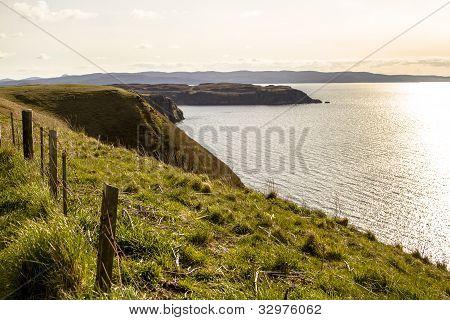 Cliff Uig, Isle fo Skye