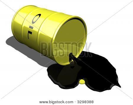 Oil Spilling