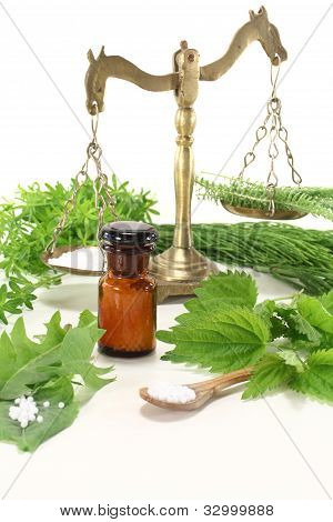Homeopathy With Herbs
