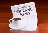 The Newspaper Latest News.with The Headline Insurance News