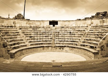Amman Amphitheater - Jordan