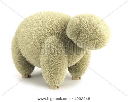 Shaggy Sheep 3D