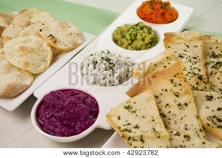 Assorted Dips