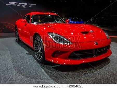 2014 SRT (formerly Dodge) Viper