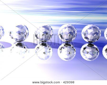 Diamonds In The Light
