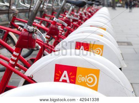 City Bicycles