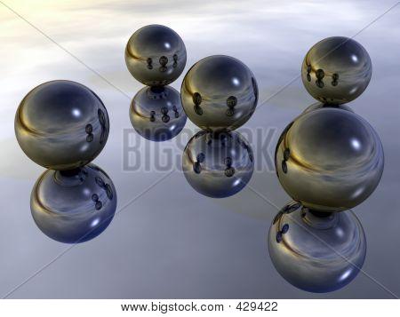 Metal Balls