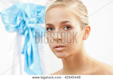 Beauty Shoot Of A Woman