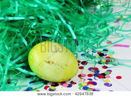 Cascaron Easter Egg