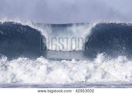 waves at bondi beach