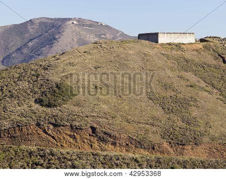 Bunker in Marin Headlands