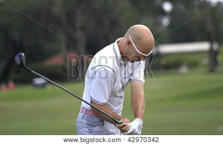 Ben Crane at The Players Championship 2012