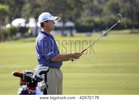 Bill Haas at The Players Championship 2012