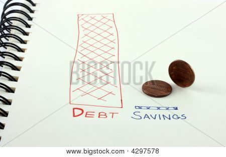 Debt Vs Savings