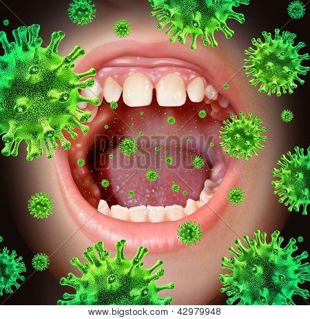 ansteckende Krankheit