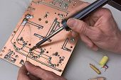 Repair Of Circuit Board