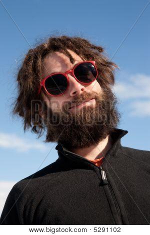 Funny Male Portrait