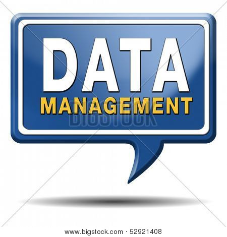 data management storage analysis and integration of big data