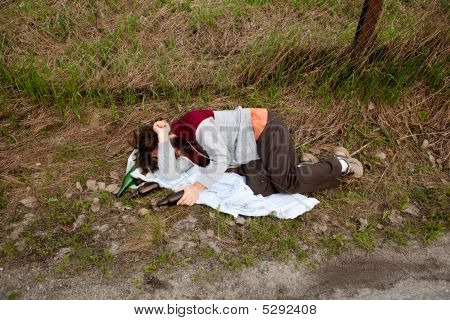 Drunk In The Ditch