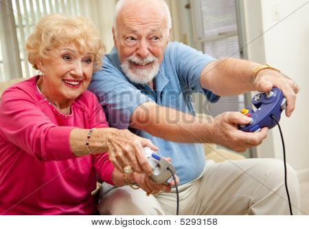 Senior Gamers