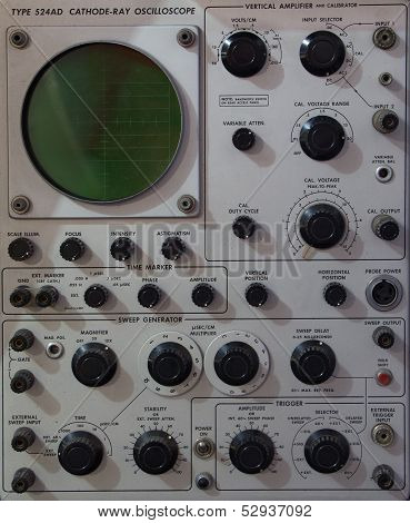 Cathode-ray Oscilloscope
