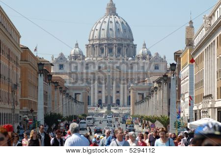St Peter's Rome