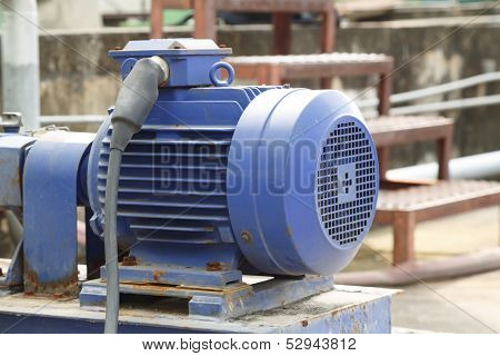 Powerful Electric Motors For Modern Industrial Equipment
